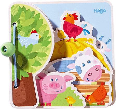 Baby Book Farm Friends (Haba 300556)