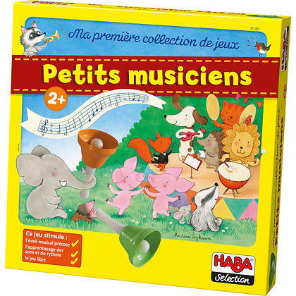 My Very First Game Collection – Little Music Maker (Haba 301351) 2yrs+