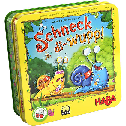 Snail Sprint (Haba 304026) 5yrs+