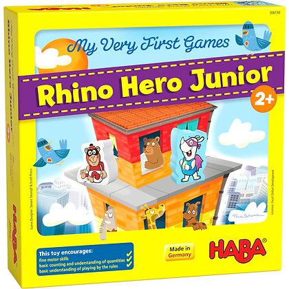 My Very First Games – Rhino Hero Junior (Haba 306193)