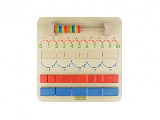 1-10 Odd & Even Numbers Learning Board (Masterkidz MK08787)