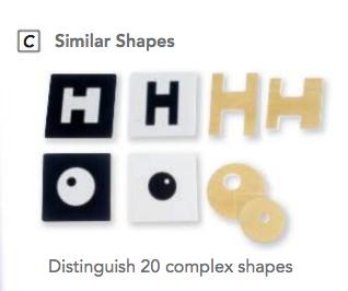 """Shape Finder """"Similar Shapes"""" (Haba 133363)"""