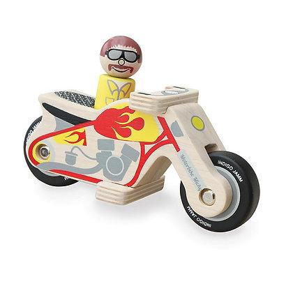 Motorbike Mickey (Indigo Jamm)
