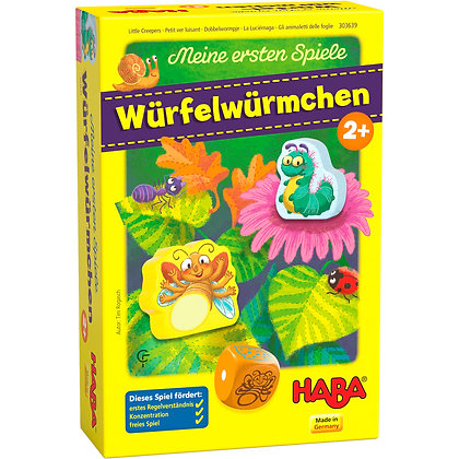 My Very First Games - Little Creepers (Haba 303639) 2yrs+