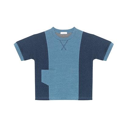 Robbie T-Shirt - Light Denim