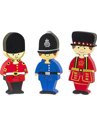 London Mini Puzzle Set  (Orange Tree Toys)