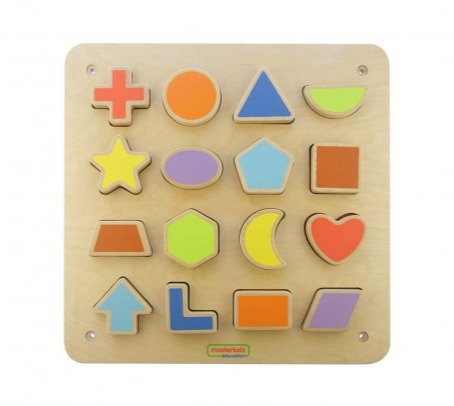 Wall Element - Magnetic Shape Matching Panel (Masterkidz ME03676)