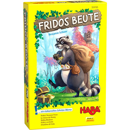 Frido's Treasure Trove (Haba 304165) 5yrs+
