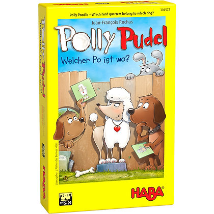 Polly Poodle (Haba 304572) 5yrs+