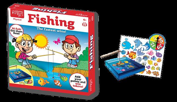 Fishing  (4yrs+)
