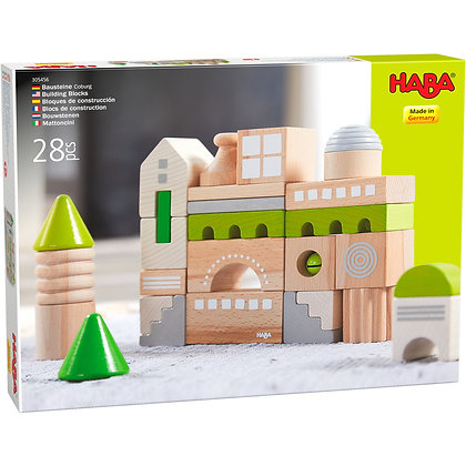 Building Blocks Coburg (Haba 305456)