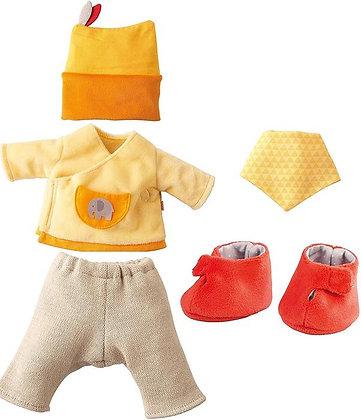 Baby Doll Dress set Elephant, for 33 cm (Haba 301137)