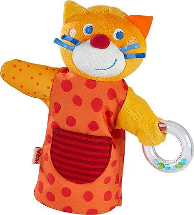 Musical Puppet Musician Cat (Haba 304928)