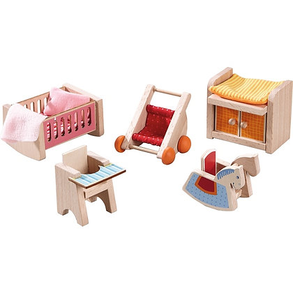 Little Friends - Dollhouse Furniture Children's room (Haba 301989)