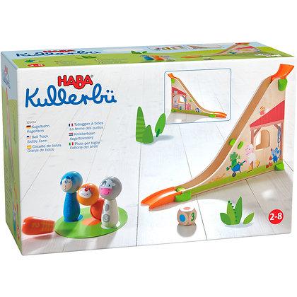 Kullerbü – Ball Track Skittle Farm (Haba 305414)