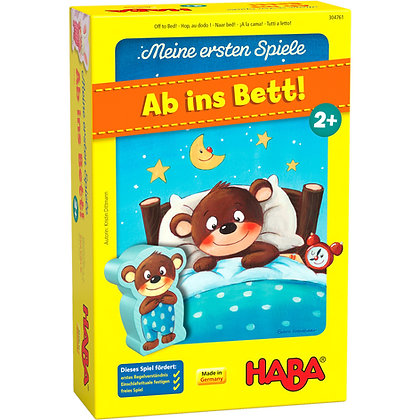 My Very First Games - Off to Bed! (Haba 304761) 2yrs+
