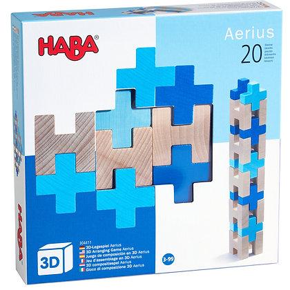 3D Arranging Game Aerius (Haba 304411)