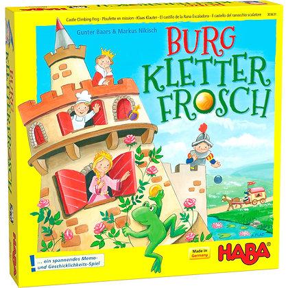 Castle Climbing Frog (Haba 303631) 5yrs+