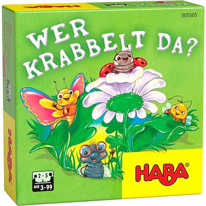 Bashful Bugs (Haba 305505) 3yrs+