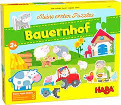 My First Puzzles – Farm(HABA 305471)
