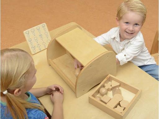 Tactile Training Shape Teaching Set (Masterkidz ME05342)