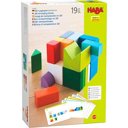 3D Arranging Game Chromatix (Haba 305463)