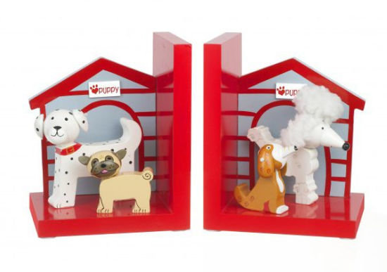 Puppy Love Bookend (Orange Tree Toys)