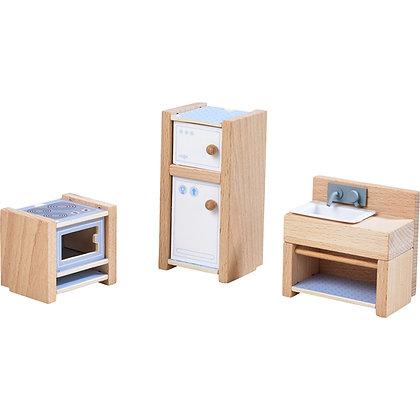 Little Friends - Dollhouse Furniture Kitchen (Haba 303838)