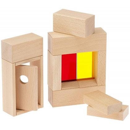Door and Windows Building Blocks (Haba 1086)
