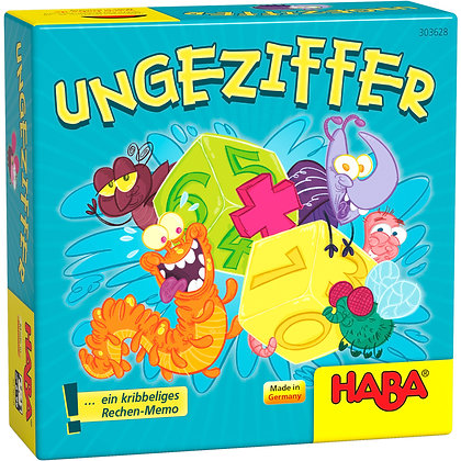 Buggy Numbers (Haba 303628) 6yrs+