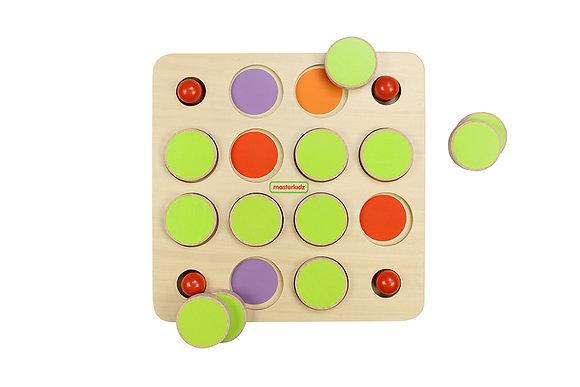 Memory Game Board (Masterkidz MK01764) 3yrs+