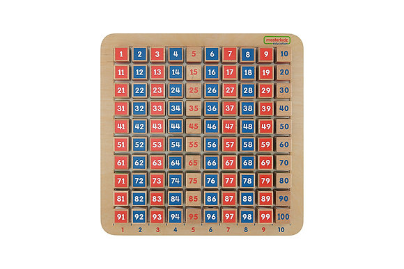 1-100 Counting Board (Masterkidz ME06776)