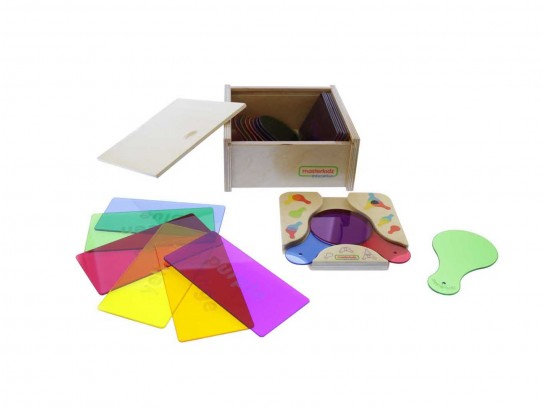 26 Pieces Color Discovery Kit (Masterkidz ME09722) 3y+
