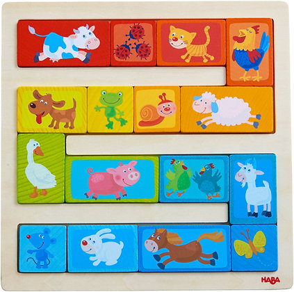 Arranging Game Animal Parade (Haba 303668) 2yrs+