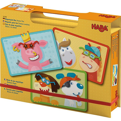 Magnetic Game Box Creature Creations (Haba 302588) 3yrs+