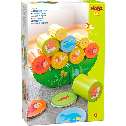 Stacking Game Foxy Meadow (Haba 305203)