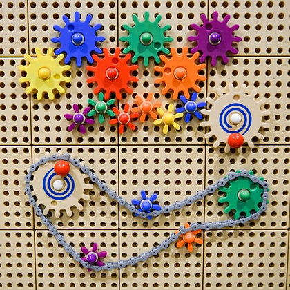 39 piece Gears and Chain Set (Masterkidz ME13460)