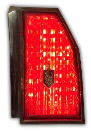 1986 SS Monte Carlo LED taillight kit