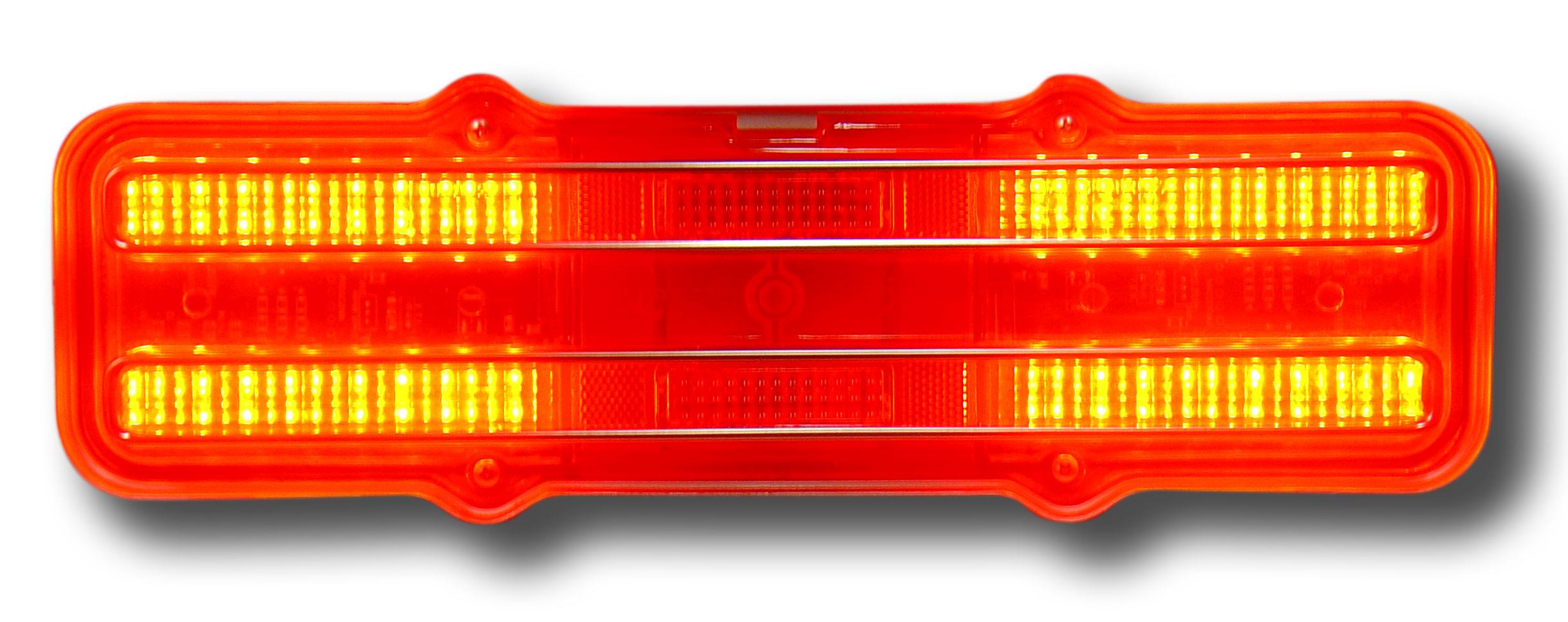 1967-68 Firebird Digital Tail Lights
