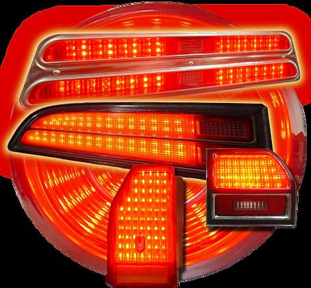 "84-87 Buick Regal ""Complete"" LED lighting Kit"