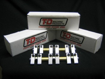1.55  T&D Roller Rockers for IRON heads