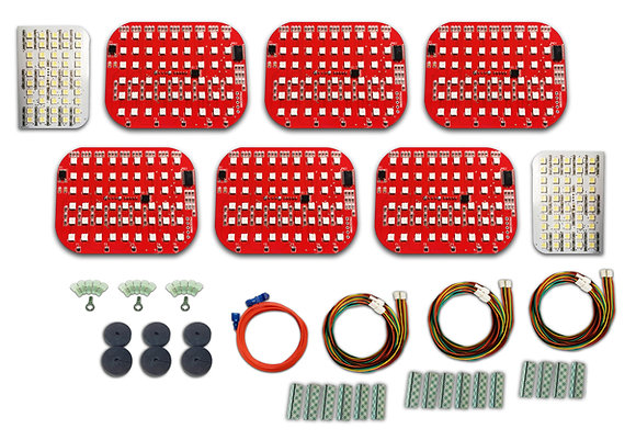 1981-83 Chevy Malibu LED taillight kit