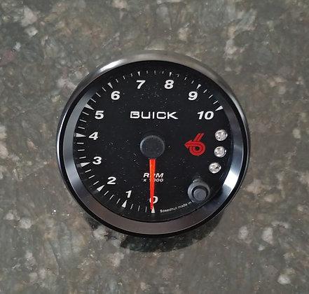 "Buick Motorsports Tachometer - 4"""