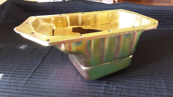 20 Bolt Deep Sump Oil Pan w/ Extension