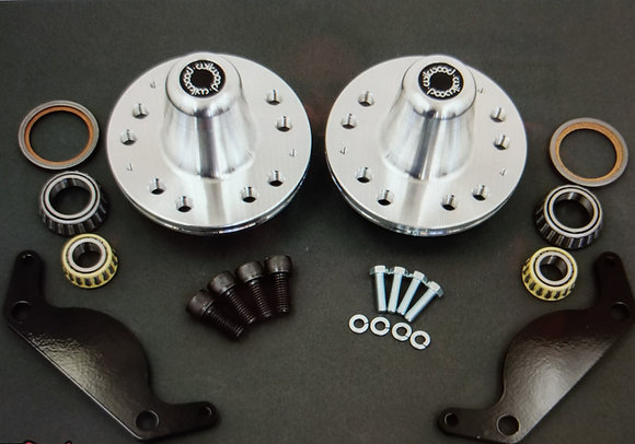 G-Body C5 & C6 Front brake Conversion Kit