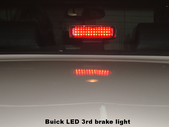 84-87 Buick Regal  LED 3rd brake light    #11113RD