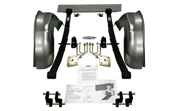 "DSE 68-69 F-body 2"" drop  minitub kit  #041205"