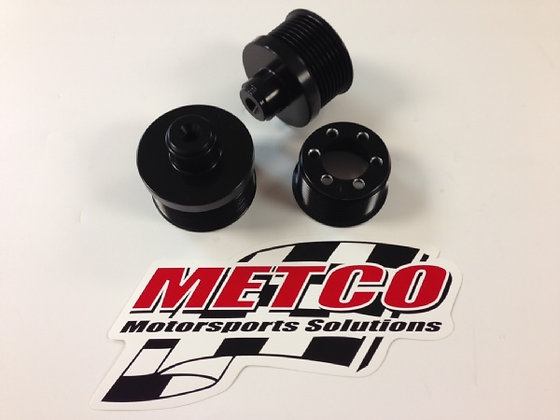 Metco S/C Pulley Rings (Ring Only)  2012 - Up /ZL1
