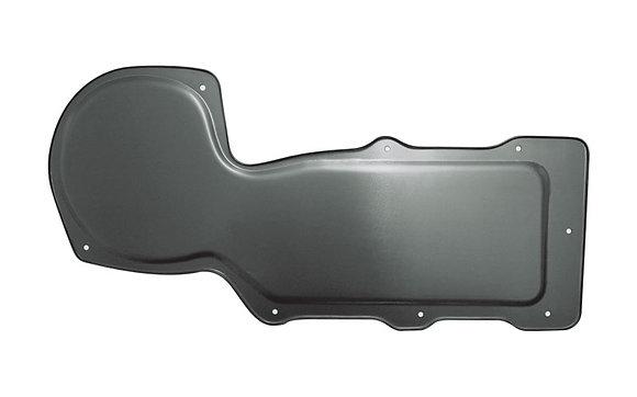 64-72 Abody DSE Heater delete plate #010902