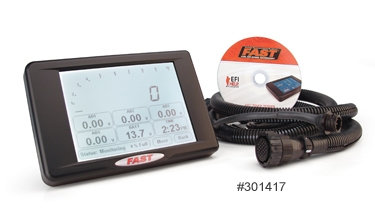XFI Touch Screen Dash with Data Logger